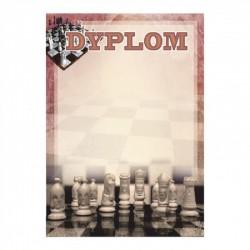 D73 dyplom szachy