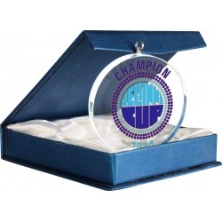 Medal szklany GM7010