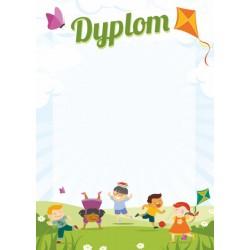 D99 dyplom dzieciecy