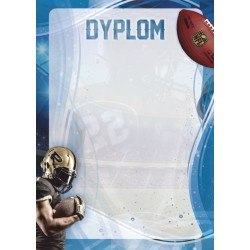 D106 dyplom rugby