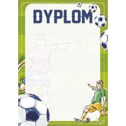 D108 dyplom piłka nożna