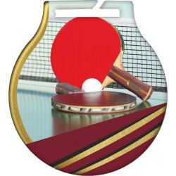Medal tenis stołowy MC61/G/TAB