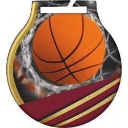 Medal koszykówka MC61/G/BAS