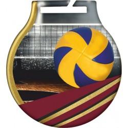 Medal siatkówka MC61/G/VOL