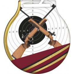 Medal strzelanie MC61/G/SHO2