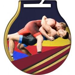Medal zapasy MC61/G/WRE