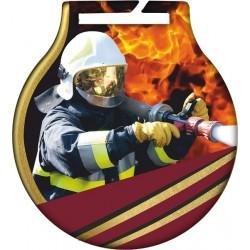Medal strażak MC61/G/FIR
