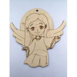 Aniołek dziecko SKLAN1