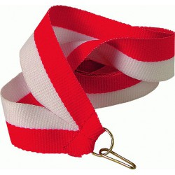V W/R biało-czerwona