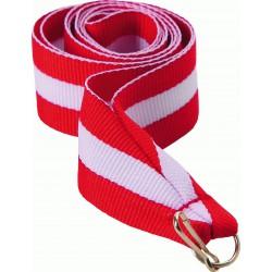 V R/W/R czerwono-biało-czerwona