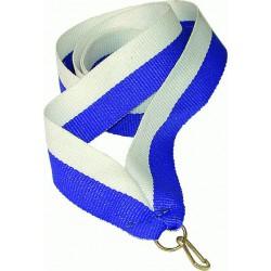 V W/BL biało-niebieska