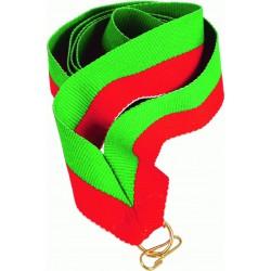V GN/R zielono-czerwona