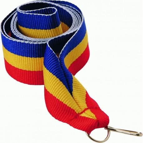 V BL/Y/RD niebiesko-żółto-czerwona